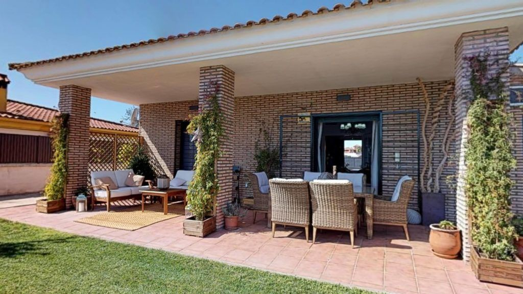 Tour Virtual Chalet Golf Guadiana
